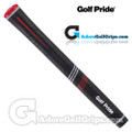 Golf Pride CP2 Pro Jumbo Grips - Black / Red