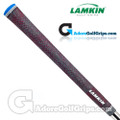 Lamkin UTx Cord Midsize Grips - Red / Grey