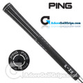 "Ping ID8 360 Standard (White Code -0/0"") Grips - Black / White"
