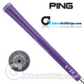 "Ping ID8 360 Undersize / Ladies (Red Code -1/32"") Grips - Purple / Grey"