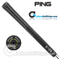 "Ping ID8 360 Midsize (Gold Code +1/32"") Grips - Black / Gold"