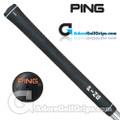 """Ping 703 Jumbo (Orange Code +1/16"""") Grips - Black / Orange"""