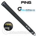 """Ping 703 Midsize (Gold Code +1/32"""") Grips - Black / Gold"""