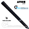 Avon Tacki-Mac Itomic Wrap Midsize Grips - Black / White
