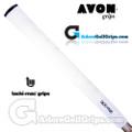 Avon Tacki-Mac Itomic Midsize Grips - White / Black