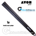 Avon Tacki-Mac Itomic Midsize Grips - Black / White