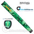 TourMARK Loudmouth Lucky Jumbo Pistol Putter Grip - Green