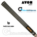 Avon Tacki-Mac Tour Select Jumbo Grips - Black / White