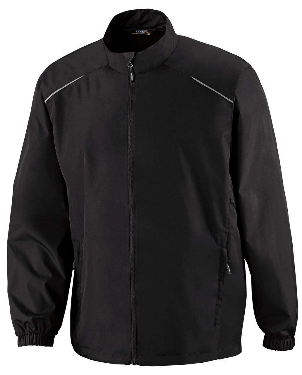 Black Lightweight Jacket - Dr Pepper Snapple Group Uniform Store