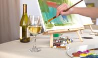Wine & Paint