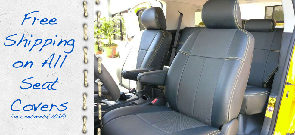 Free Shipping on All Clazzio Seat Covers