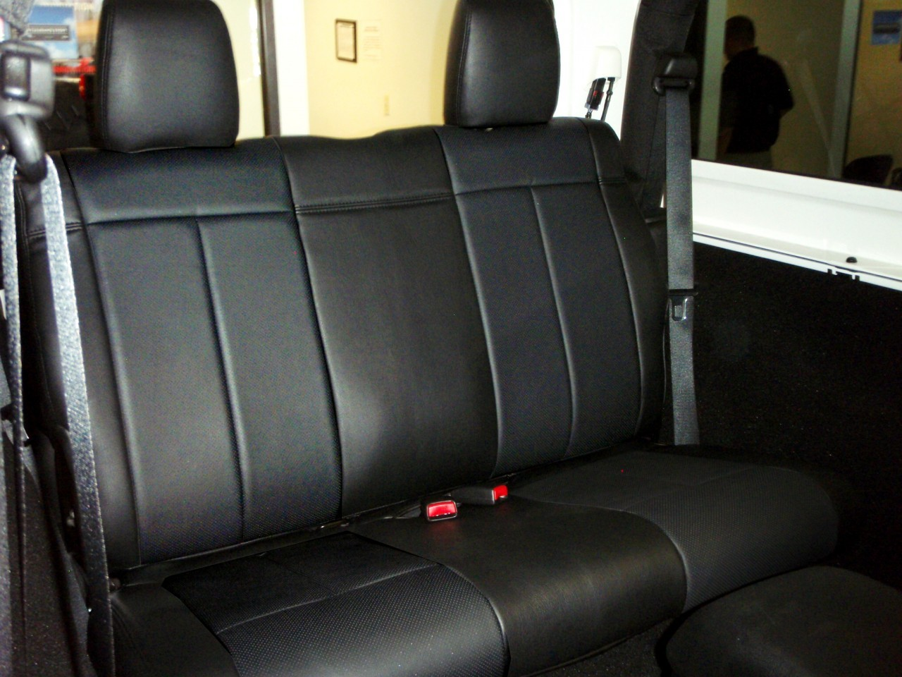 Jeep Wrangler Seat Covers