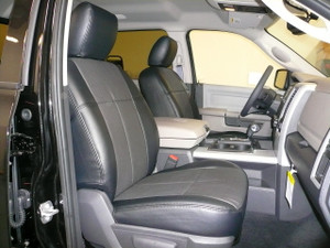 Clazzio Vinyl Seat Covers - Dodge Ram '06-'08