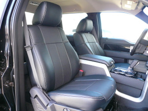 Clazzio Vinyl Seat Covers - Ford F-250 '08-'10