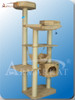 Premium Solid Wood Cat Tree S7705