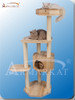 Premium Solid Wood Cat Tree S6805