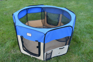 Armarkat Portable Playpen PP001B
