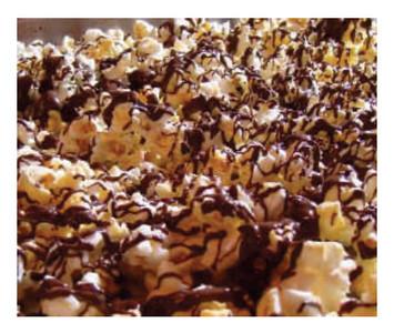 Drizzled Popcorn