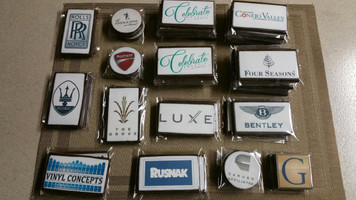 "Chocolate Logo ""Business Cards"""