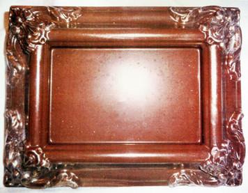 """Donna"" Chocolate Frame"