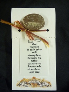 Customized favor card - contact us to personalize