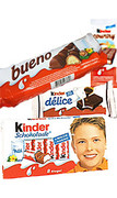Kinder Chocolate Sampler