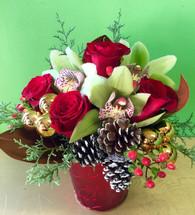 Red Tin Christmas