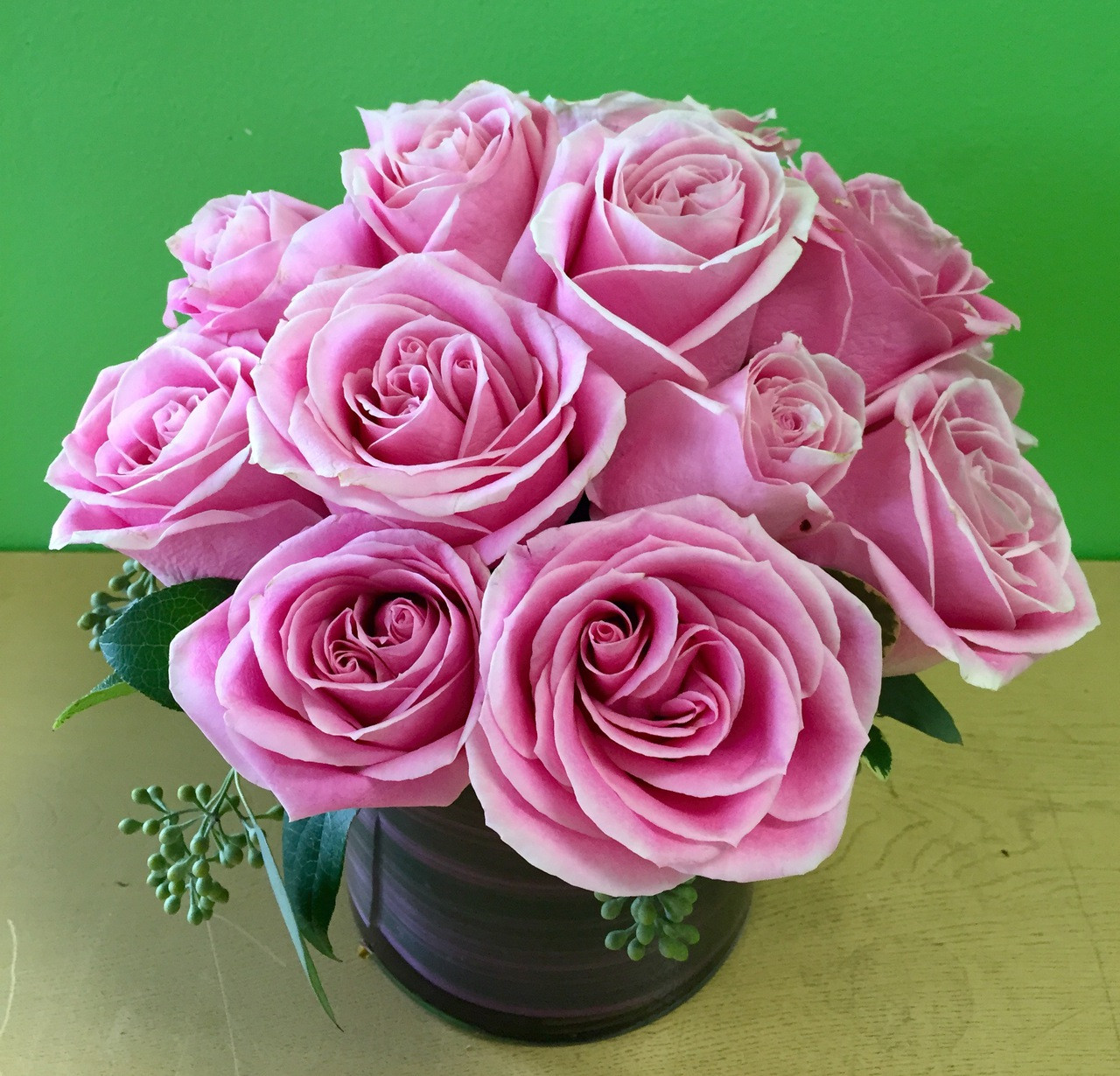 Pink rose special by belvedere flowers philadelphia area florist pink rose special mightylinksfo