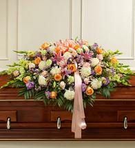 Elegant Casket Spray