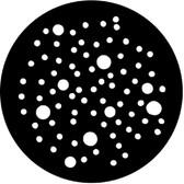 77808 Dot Breakup Large Gobo