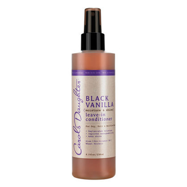 Carol's Daughter Black Vanilla Moisture & Shine Leave-in Conditioner 8 oz