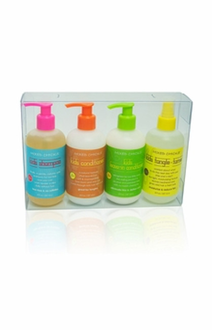 Mixed Chicks Kids Quad Pack (each 8.oz bottles)