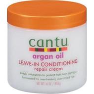 Cantu Argan Oil Leave-In Conditioning Repair Cream, 16 oz