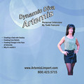 Dynamic Divas Interview by Artemis: 1 Audio CD