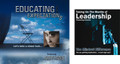 "Combo Pakage: ""Educating Your Expectations"" plus ""Taking on the Mantle of Leadership"""