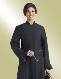 Murphy Women's Robe Miriam H-209 - Black