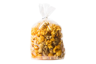 2 cups of the most delicious popcorn, then we customize them for you and your guests! Each favor includes a custom label and ribbon if desired. Please let us know how we can help you!