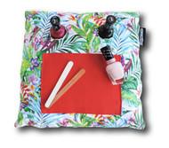 Coz-E-Nailbar Tropical Fern Design Manicure Cushion Set (NB1574)