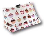Coz-E-Reader Tablet Cushion Stand in Cupcake Design (TW1584)