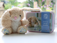 Sew Me Up Floral Bunny in a Tin - Gift in a Tin (101291)