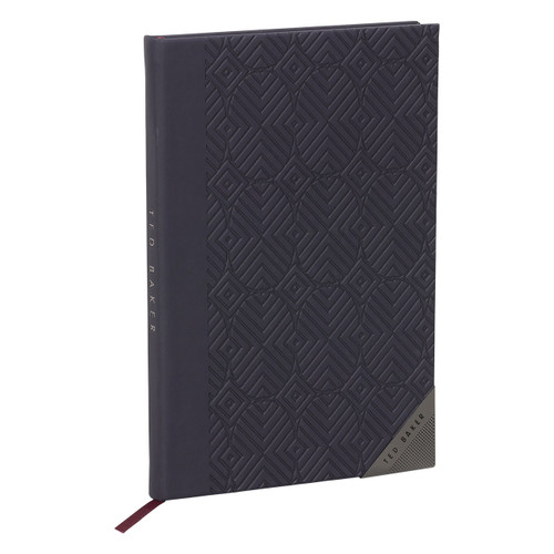 Ted Baker Blue Cadet A5 Notebook (TED341)