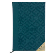 Ted Baker Teal A5 Notebook (TED342)
