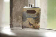 Ted Baker Stag Hip Flask TED020