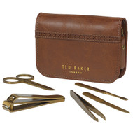 Ted Baker Brogue Manicure Set (TED107)