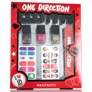 1D One Direction Nailtastic Set