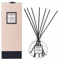 Leather & Cashmere Modern Classics 150ml Reed Diffuser by Stoneglow