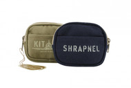 On Exercise Canvas Shrapnel Wallet