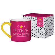 Queen Of Awesomeness Mug (HAP050)