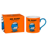 Mr Bump mug from the Mr Men by Roger Hargreaves MRM163
