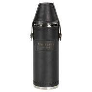 Ted Baker Black Hip Flask (TED150)